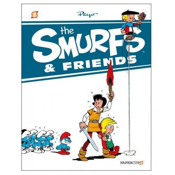 The Smurfs & Friends #1 Hardcover