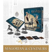Harry Potter Miniatures Adventure Game Magorian & Centaurs Expansion