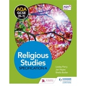 AQA GCSE (9-1) Religious Studies Specification A by Jan Hayes, Sheila Butler, Lesley Parry (Paperback, 2016)