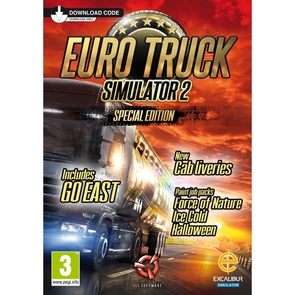 Euro Truck Simulator 2 Special Edition PC Game