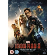 Iron Man 3 DVD