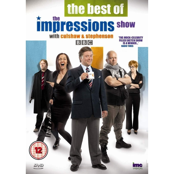 Best Of The Impressions Show DVD