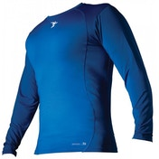 PT Base-Layer Long Sleeve Crew-Neck Shirt Medium Royal