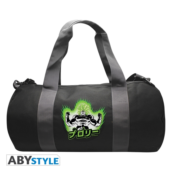 Dragon Ball Broly Grey/Black Backpack