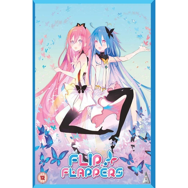 Flip Flappers - Collectors Edition Blu-ray