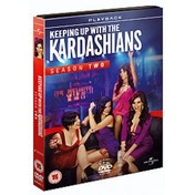 Keeping Up With The Kardashians Season 2 DVD
