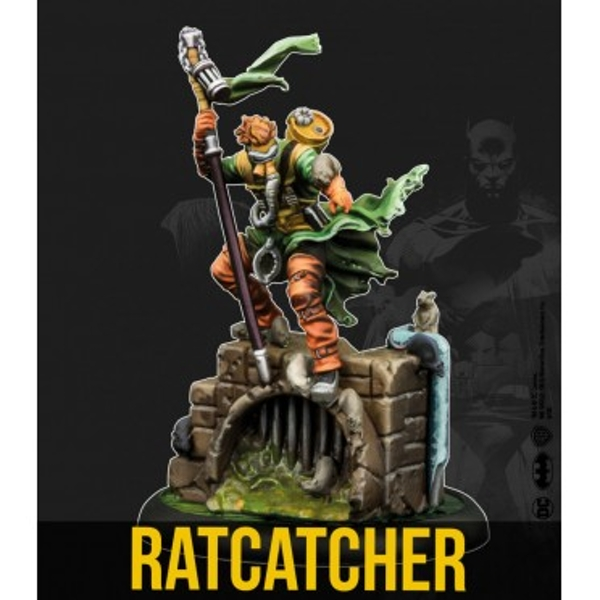 Batman Miniature Game Ratcatcher (Plastic Blister) Board Game
