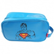 Superman Wash Bag
