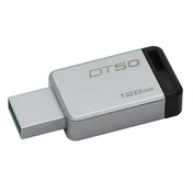 Kingston DataTraveler 50 DT50 USB Drive 3.0 128 GB