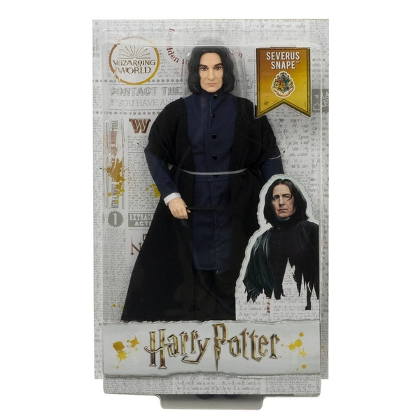 Harry Potter Professor Snape Doll