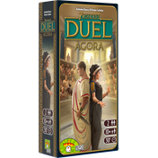 7 Wonders Duel Agora Expansion Board Game