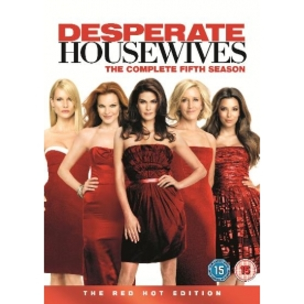 Desperate Housewives Series 5 DVD
