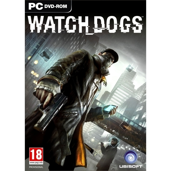 Watch Dogs Game PC (Boxed and Digital Code) - Image 1