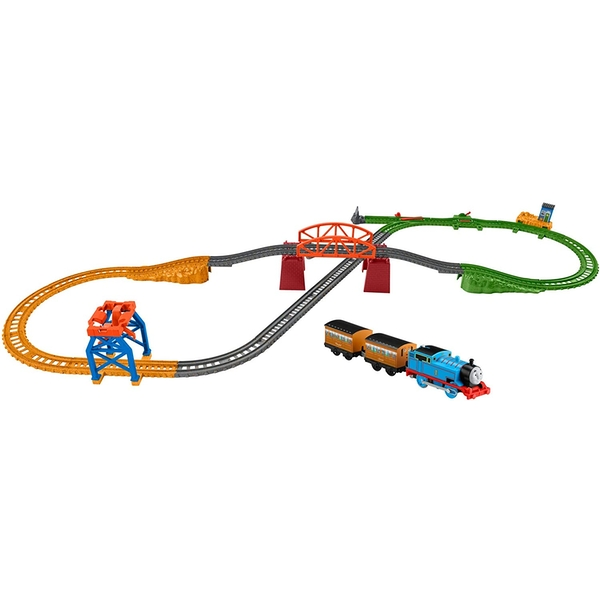 Trackmaster Motorised 3 in 1 Playset