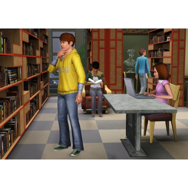 The Sims 3 Town Life Stuff Game PC - Image 2