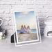 "Glass Photo Frames - Set of 2 | M&W 6"" x 8"" - Image 2"