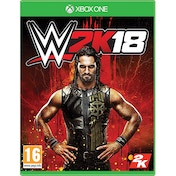WWE 2K18 Xbox One Game