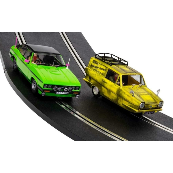 Only Fools And Horses Twin Pack Scalextric Cars