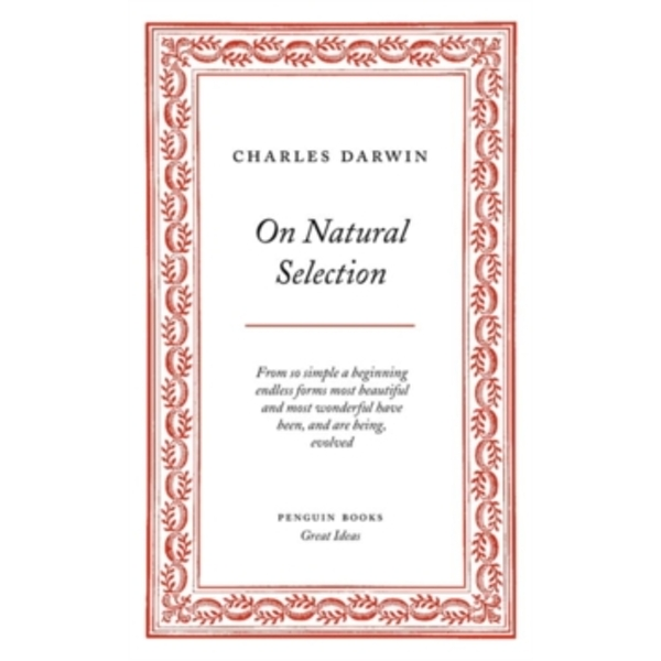 On Natural Selection by Charles Darwin (Paperback, 2004)