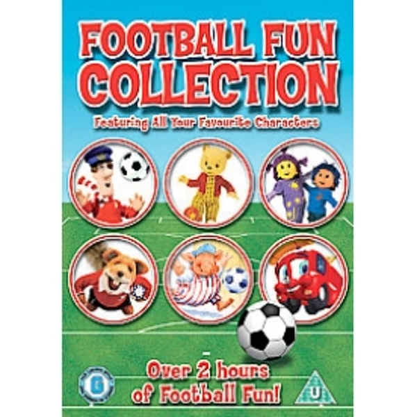 Football Fun Collection DVD