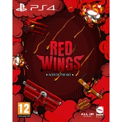 Red Wings Ace of the Sky Baron Edition PS4 Game