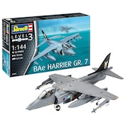 BAe Harrier GR.7 1:144 Revell Model Kit