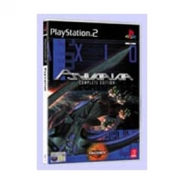 Psyvariar Game PS2