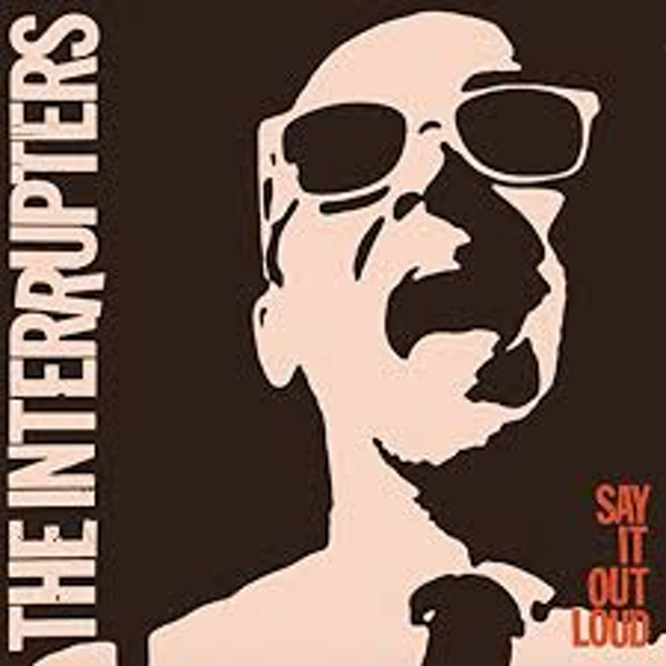 The Interrupters ‎– Say It Out Loud Orange Translucent Vinyl