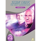 Star Trek The Next Generation Series 4 DVD