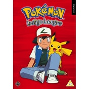Pokemon Indigo League: Season 1 DVD