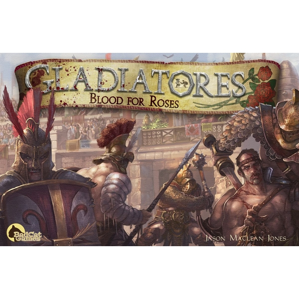 Gladiatores: Blood for Roses Board Game