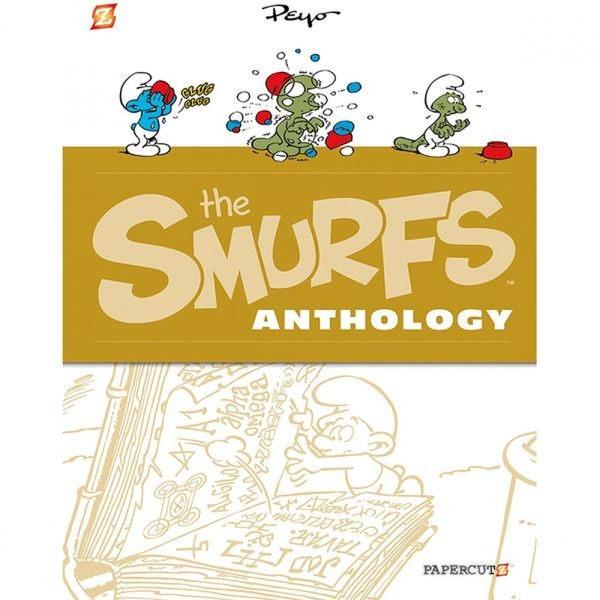 The Smurfs Anthology  Book 4 Hardcover