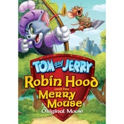 Tom and Jerry Robin Hood and His Merry Mouse DVD