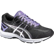 Asics Junior Gel Galaxy 8 GS Black/Purple - 4.5 UK Size