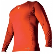 PT Base-Layer Long Sleeve Crew-Neck Shirt Medium Orange