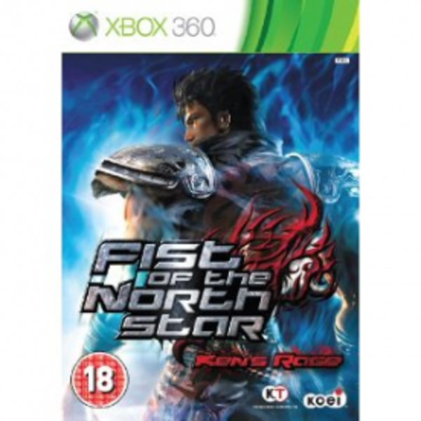 Fist Of The North Star Kens Rage Game Xbox 360