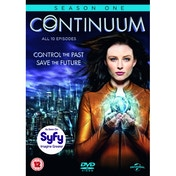 Continuum: Season 1 DVD