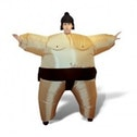 Thumbs Up! Inflatable Sumo Costume
