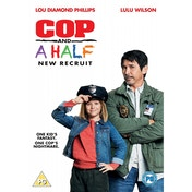 Cop And A Half: New Recruit DVD
