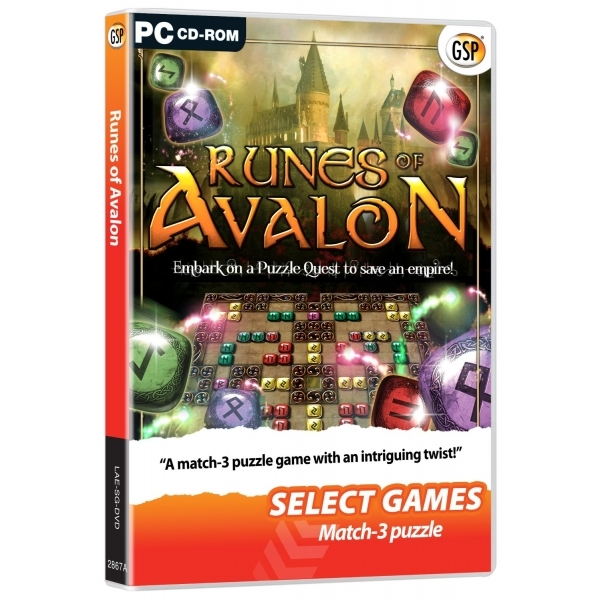 Runes of Avalon (Select Games) Game PC