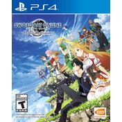 Sword Art Online Hollow Realisation PS4 Game (#)