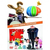 Despicable Me & Hop Double Pack DVD