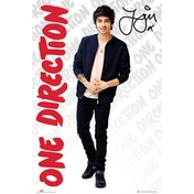 One Direction Zayn Logos Maxi Poster