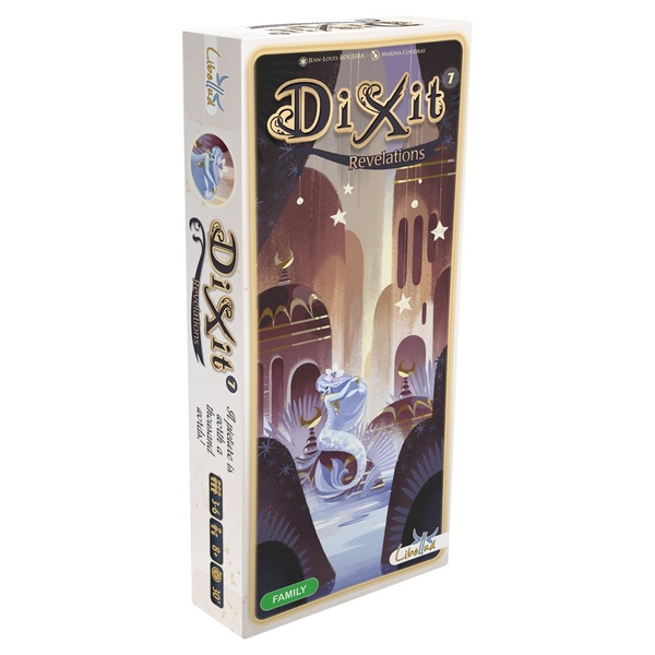 Dixit 7 Revelations Expansion (US Version) Board Game