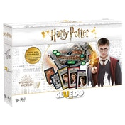 Harry Potter Cluedo (2019 Edition) Board Game [Damaged Packaging]