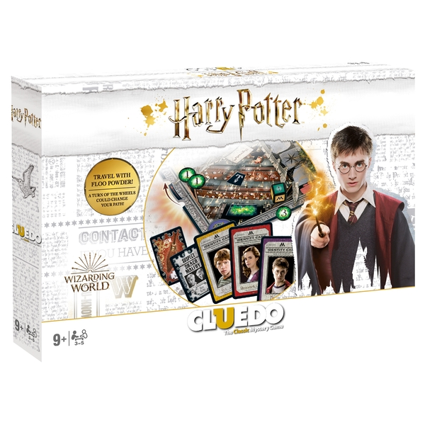 Harry Potter Cluedo (2019 Edition) Board Game