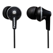 Panasonic Ergofit Stereo Earphones Black