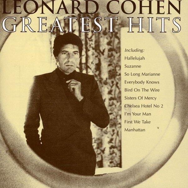 Leonard Cohen - Greatest Hits CD