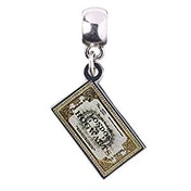 Hogwarts Express Ticket (Harry Potter) Slider Charm