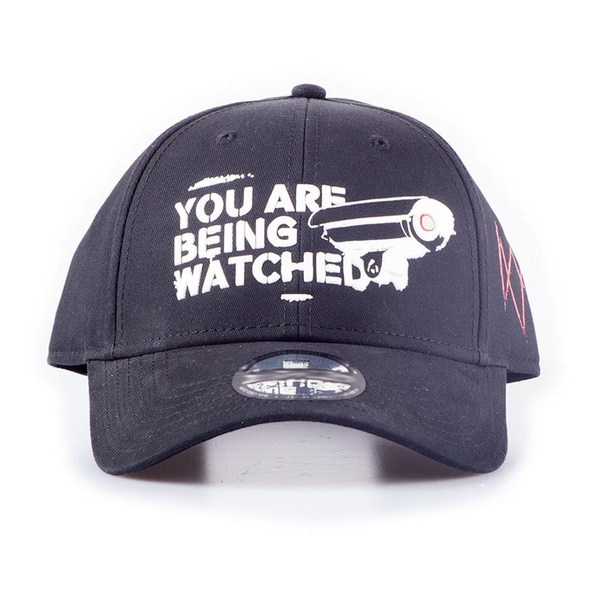 Watch Dogs - You Are Being Watched Baseball Cap - Black